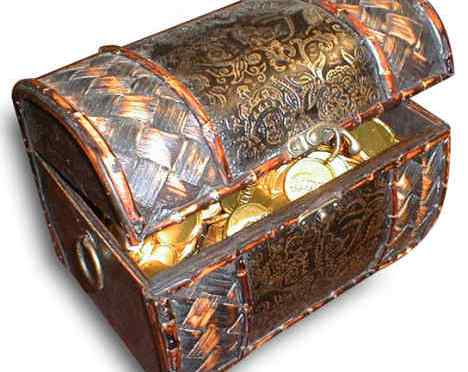 Treasure Chests: God's Gifts To Downtime