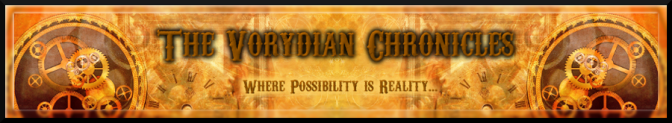 The Vorydian Chronicles Events are Posted!