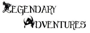 Legendary Adventures Logo