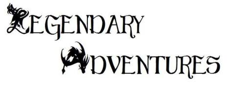 Legendary Adventures Logo