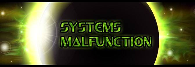 Welcome to LARP United: Systems Malfunction!